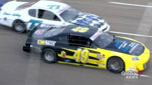 NASCAR Pinty's Series set to roar in Saskatoon