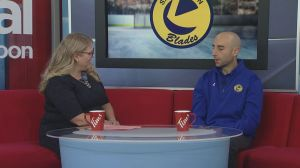 Get to know Saskatoon Blades head coach Mitch Love
