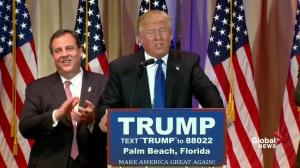 Trump says US media declared Rubio 'big loser of the night'