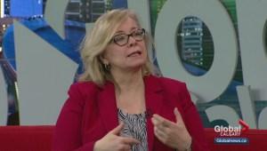 Alberta political commentator gives her take on Kinder Morgan dispute