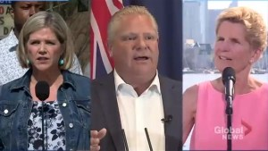 Decision Ontario: Campaign rhetoric heats up with less than 2 weeks to go