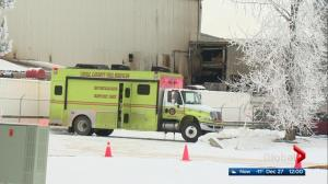 1 person dead in Nisku business explosion