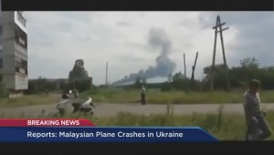 Aviation expert on the Malaysian plane crash