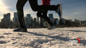 Calgary man trains for Boston Marathon after overcoming serious health problems