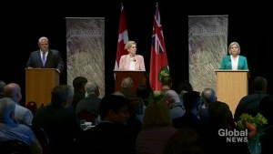 Decision Ontario: Debate advice for Ontario's party leaders