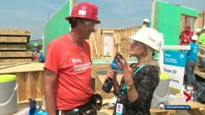 Longtime Habitat for Humanity volunteer talks about why he stays involved