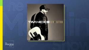 Tim Hicks performs his new single, If The Beat's Alright