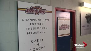 Vernon Vipers robbed during home game