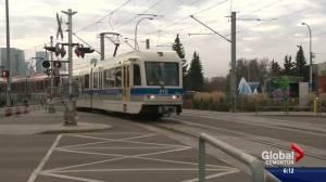 Speed issues persist on Edmonton's Metro Line LRT