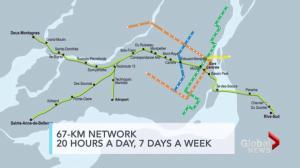 Caisse de dépôt reacts to BAPE report in Montreal electric train