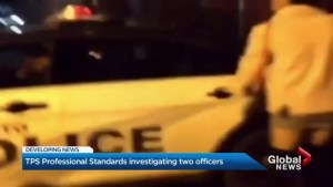 Social media video leads to Toronto police misconduct investigation
