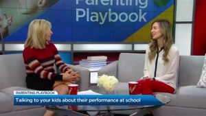 Parenting Playbook: How to help your kids cope with a bad report card
