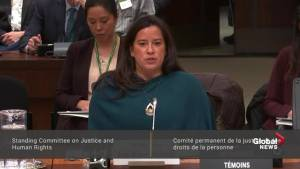 Wilson-Raybould: Justin Trudeau asked me to 'help out' with SNC-Lavalin