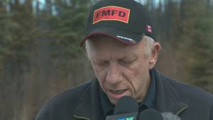 The face of the Fort McMurray fire fight cedes next stage of operation