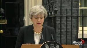 EXTENDED: British PM Theresa May's full statement following Manchester attack