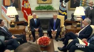 Trump agrees to $7.9B Hurricane Harvey relief bill