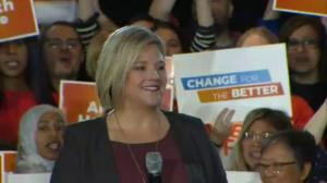 NDP's Horwath promises prescription drug, dental plans for Ontarians