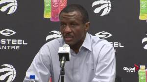 Casey says young Raptors lacked the 'mental toughness' to hang with the Cavaliers