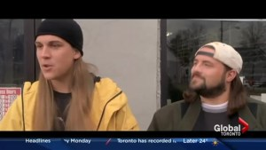 """Jason Mewes of """"Jay and Silent Bob"""" fame comes to Toronto for Fan Expo"""