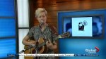 Mo Kenny performs Unglued on The Morning Show