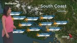 BC Evening Weather Forecast: May 14