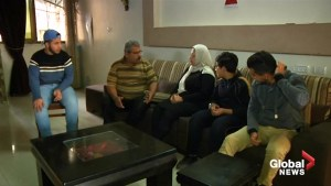 The Gaza family that escaped airstrikes – twice