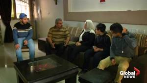 The Gaza family that escaped airstrikes – twice
