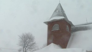 End of the road for Hudson church?