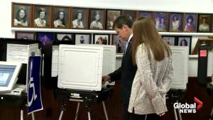 Midterms 2018: Brian Kemp votes in Georgia gubernatorial race