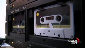 Cassettes make unexpected comeback in the age of digital downloads