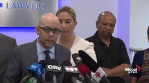 Lawyers for Mississauga bombing victims claim restaurant owners knew of 'credible threat'