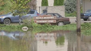 Flood threat not over in the South Okanagan