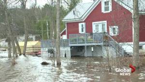 Flood waters continue to impact Saint John