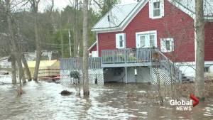 Flood waters continue to impact Saint John