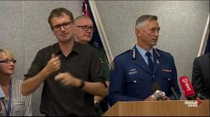New Zealand police talk about their response time to mosque shootings