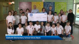 Greater Montreal Day winners to pay it forward