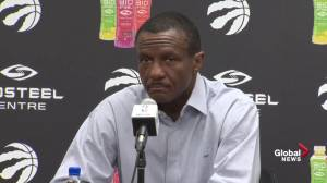 Casey: Everybody on the team was hurt by how the season ended