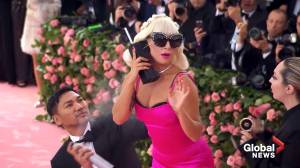Lady Gaga shows up to 2019 Met Gala with not 1, but 4 outfits