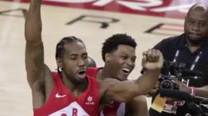Raptors fans urged to give Kawhi Leonard his space
