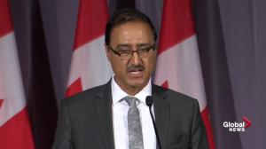 Sohi: No relationship is more important to Canada than the one with Indigenous peoples