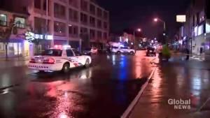 Homicide on Danforth happens month after mass shooting