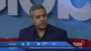 Mohamed Fahmy talks about his new memoir The Marriott Cell
