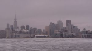 Time-lapse video of Toronto snow storm