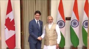 Trudeau meets Modi after tumultuous India trip