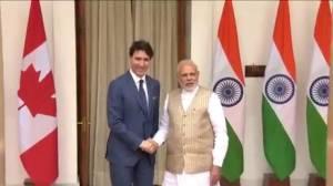 Trudeau meets Modi after tumultuous India trip