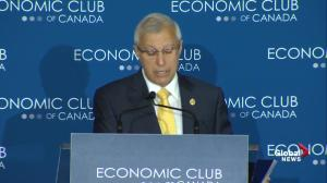Fedeli says it's not just about Liberal deficit, but transparency and trust