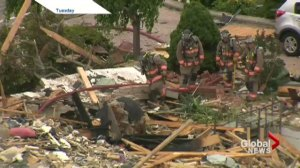 Second body from Mississauga house explosion identified