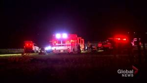 Emergency crews respond to small plane crash in Quebec region