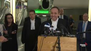 Crown prosecutor says they will review Bissonnette sentence before deciding whether to appeal