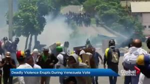 Venezuelans in Canada keeping close watch on referendum
